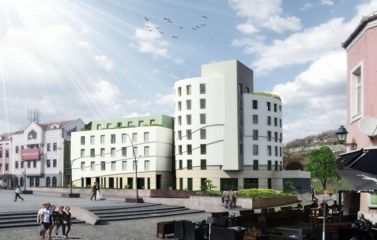 Inproz Group d.o.o počinje sa gradnjom stambeno-poslovnog objekta SPO SQUARE